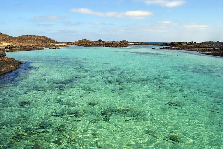 Fuerteventura beach | © Ruben/Flickr