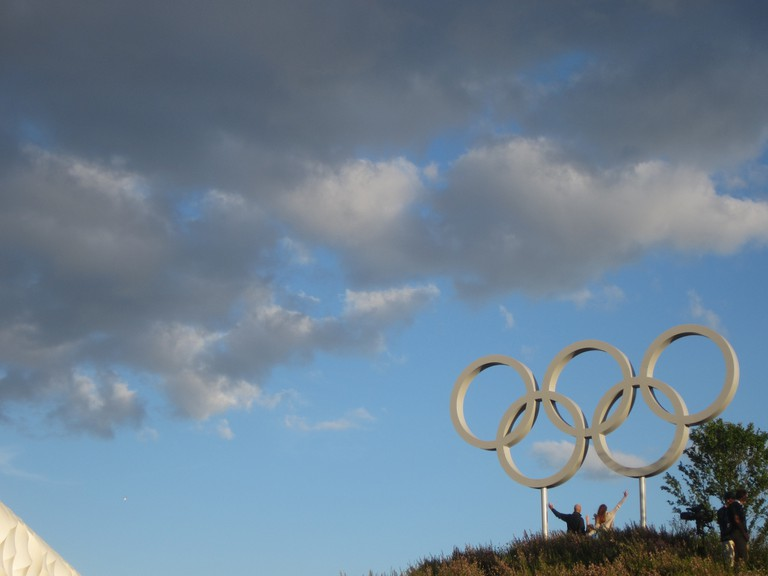 The Olympic Rings © Matt Brown /Flickr