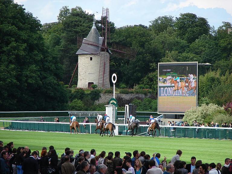 Hippodrome de Longchamp | © Copyleft/WikimediaCommons