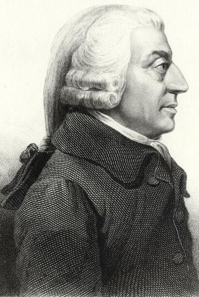 Adam Smith | Protonk / Wikicommons