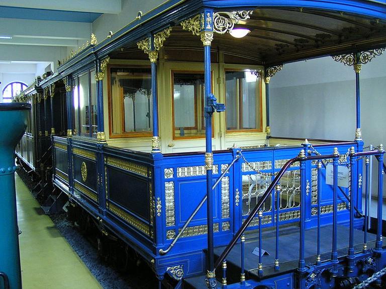 German Railway Museum | © DrTom/WikiCommons