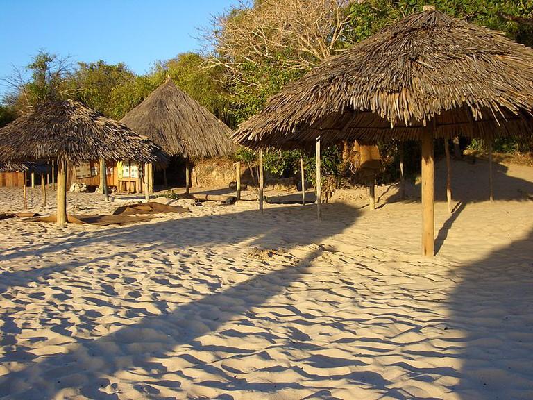 Tanzania beach   © Frontierenviro/WikiCommons