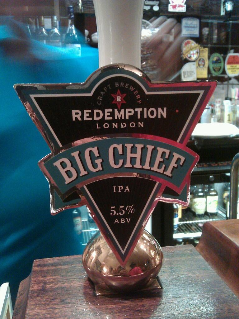 Redemption Big Chief | © wonker/Flickr