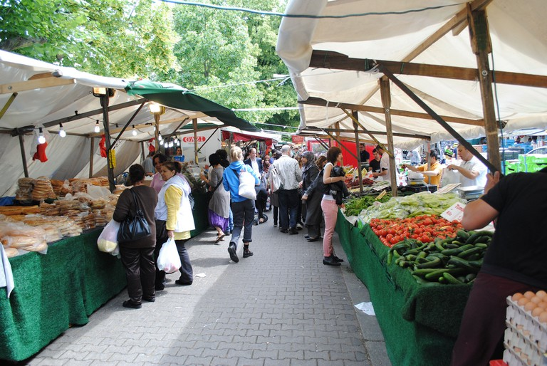 Turkish market | ©Oh-Berlin.com/flickr
