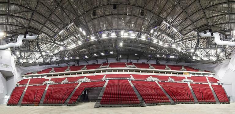 First direct arena|© Carl Milner Flickr