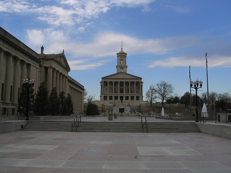 Tennessee State Capitol © Ken Lund/Flickr