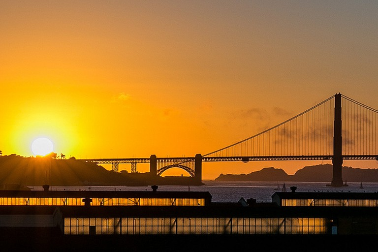 Fort Mason at Sunset © Steve McClanahan/Flickr