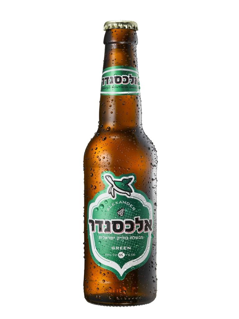 Alexander's Green Beer   © Wikicommons
