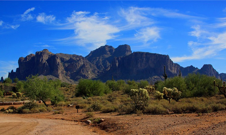 Apache Junction 39 | © keith evans/Flickr
