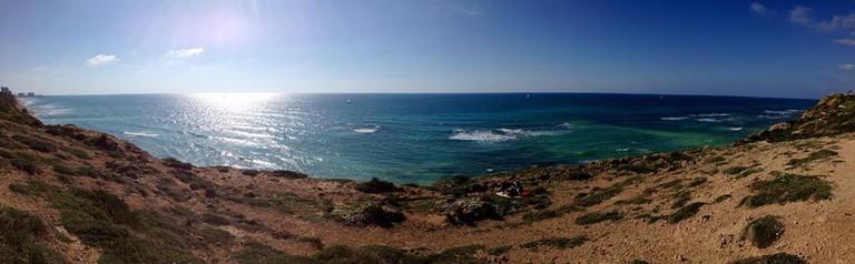 Apollonia Beach © Miriam Young