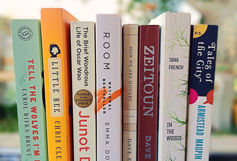 Immerse yourself in a book   © Brittany Stevens/Flickr