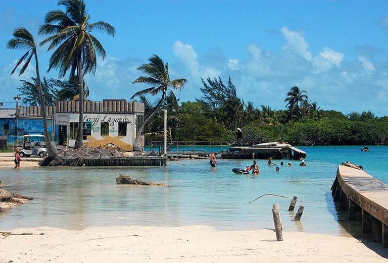 Caye Caulker, Belize | © James Willamor/Flickr