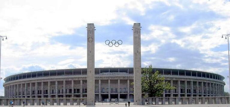 Olympiastadion   © Nikolai Schwerg / Wikipedia