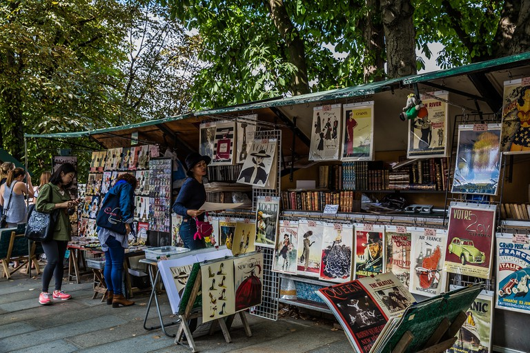 Les Bouquinistes | © ninara/Flickr