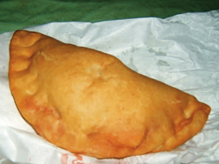 Calzone| © Calcagnile Floriano/WikiCommons
