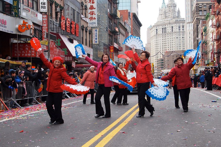 Chinese New Year Parade | © May S. Young/Flickr