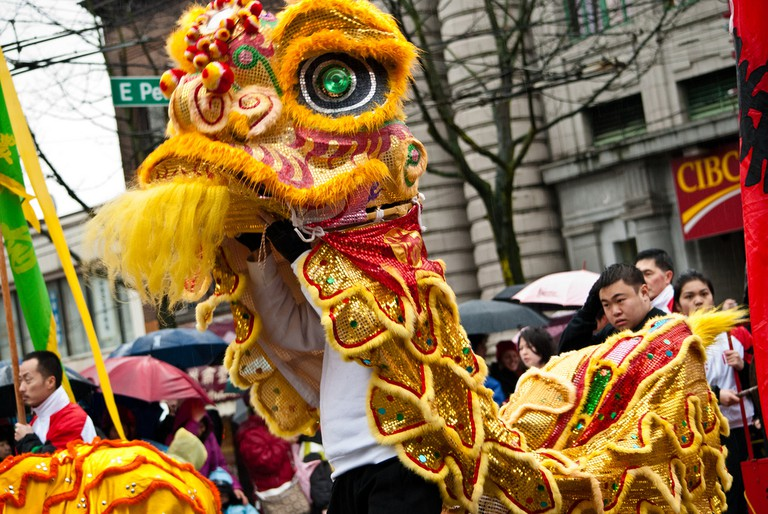 Chinese New Year Parade | © Shriram Rajagopalan/Flickr