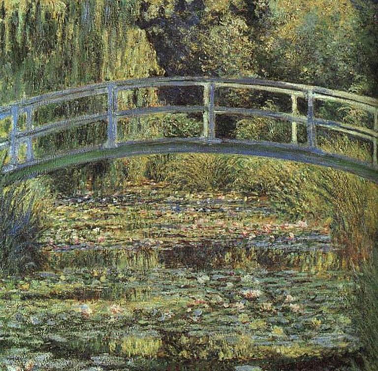 Claude Monet: Waterlilies | © Public domain/Wikicommons