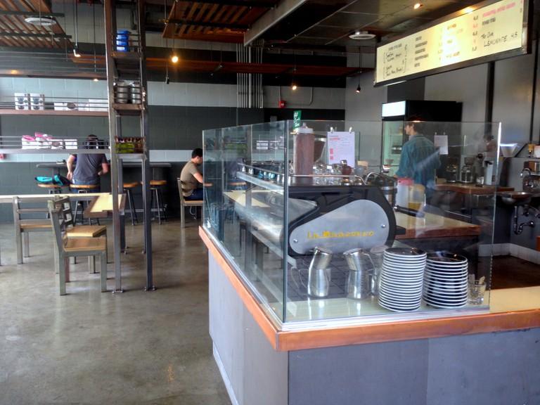 Coffee Commissary | © Steven Ray Morris