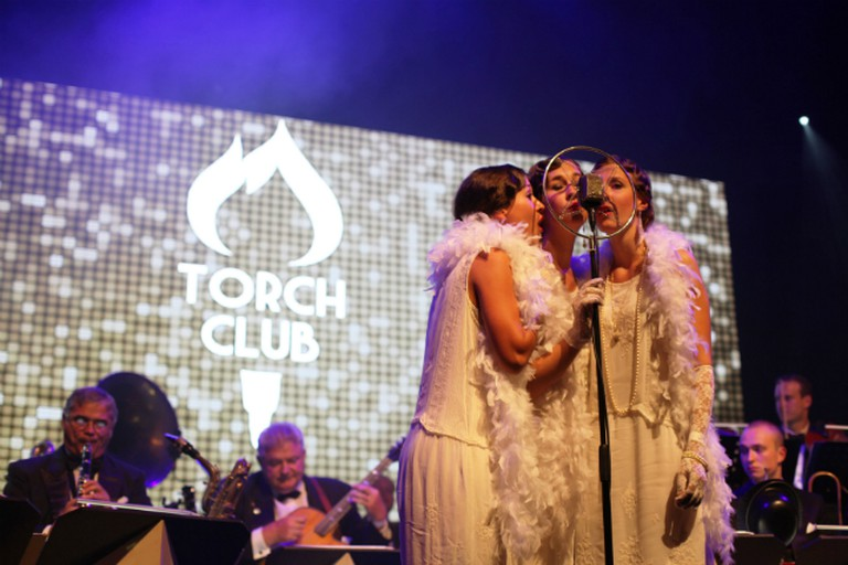 Torch Club   Courtesy of Southbank Centre © Emma Sudall