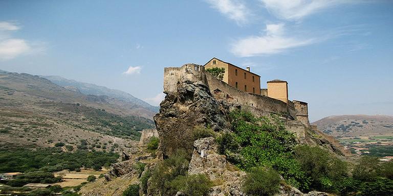 Corte, Corsica | © Dino Olivieri/Flickr