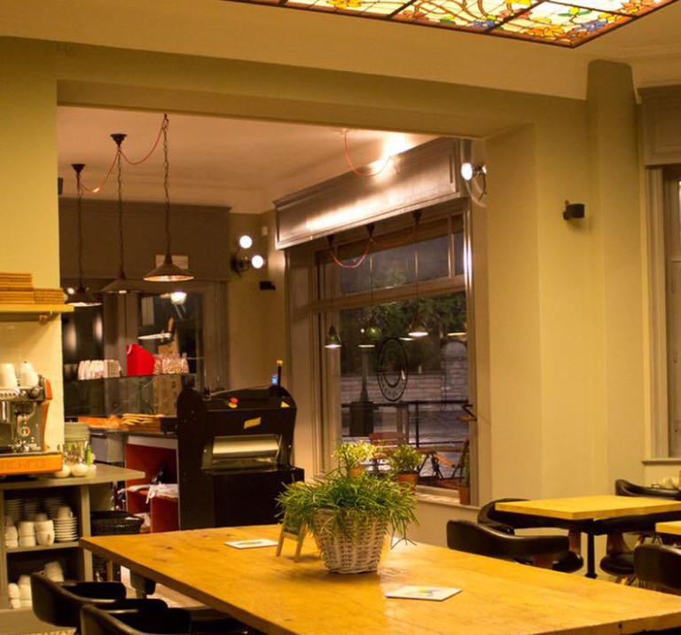 Half bakery, half café | Courtesy of Côté Gourmand