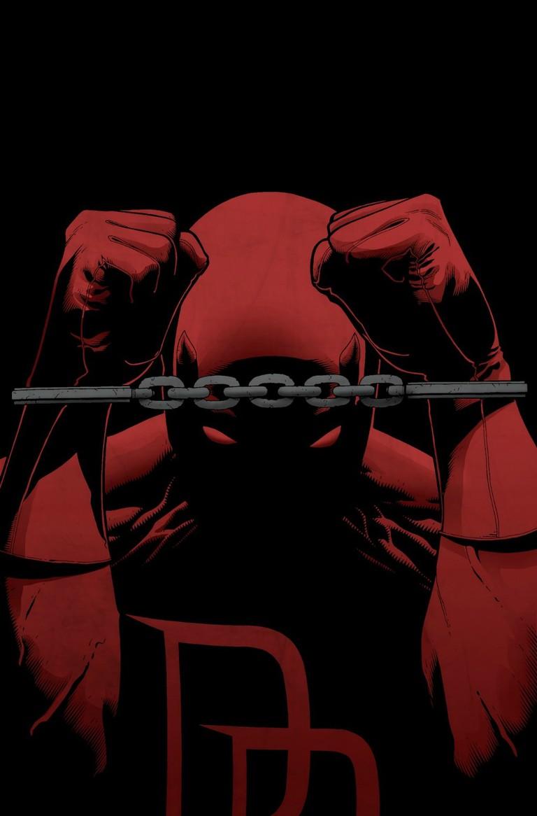 Daredevil_Cover_by_Dexstar71   © Marcel Trindade