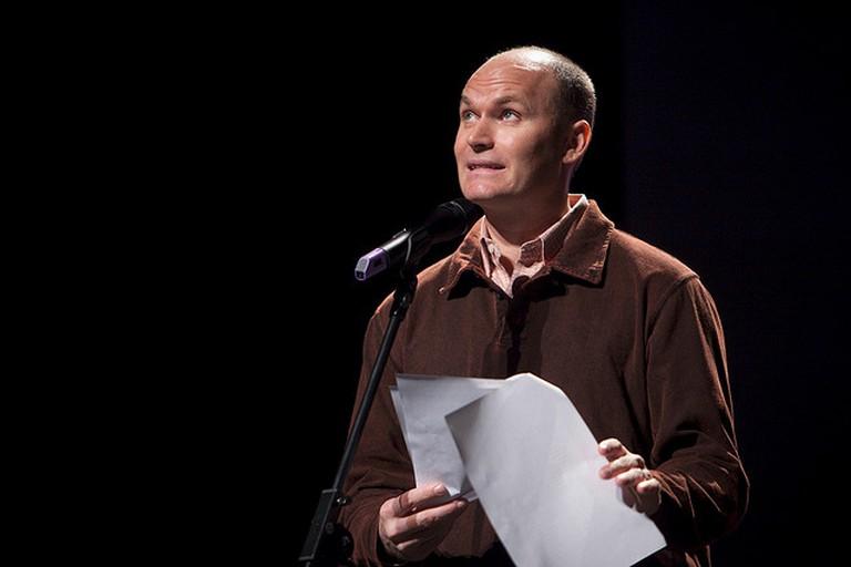 Anthony Doerr - Pop!Tech 2009 - Camden, ME | © PopTech/Flickr