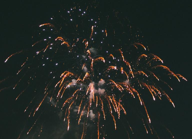 Fireworks | © Ms. Vitri Photos