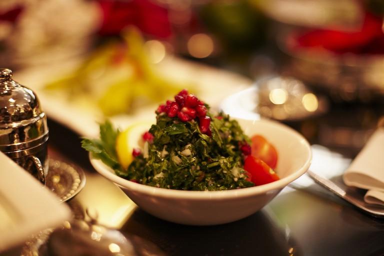 Straight From The Sultan's Kitchen | Courtesy of Kazan Restaurant