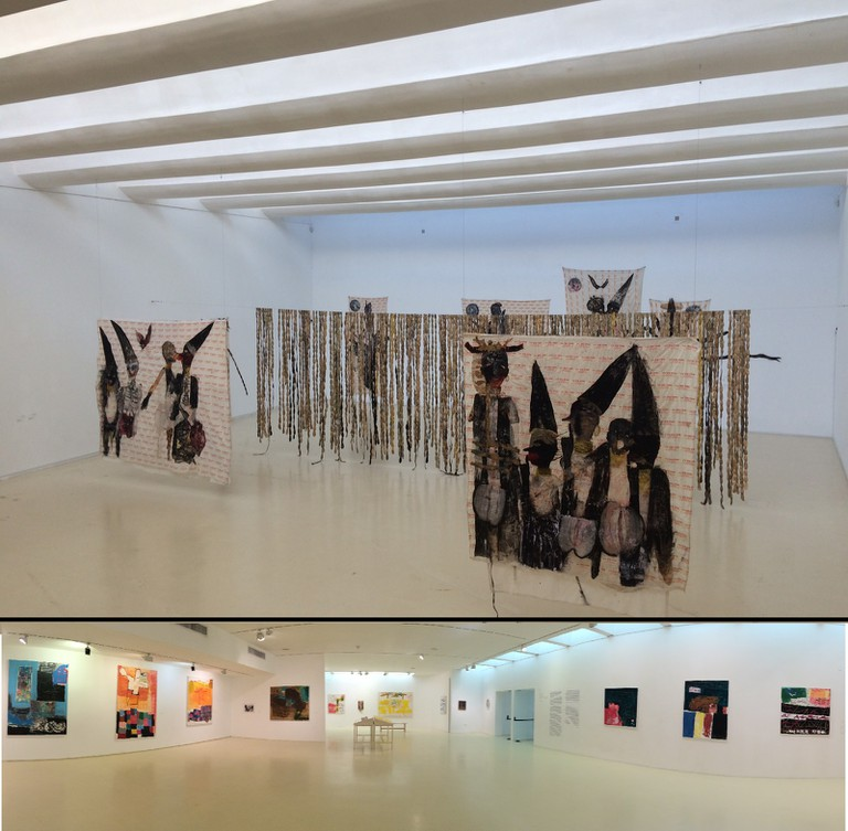 Herzeliya Museum of Comtemporary Art © Lior Servas