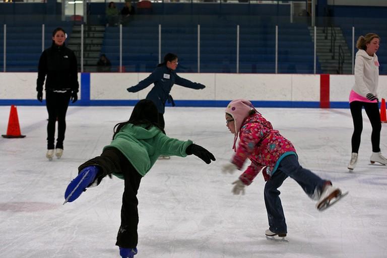 Ice Skating | © Steven Depolo/Flickr