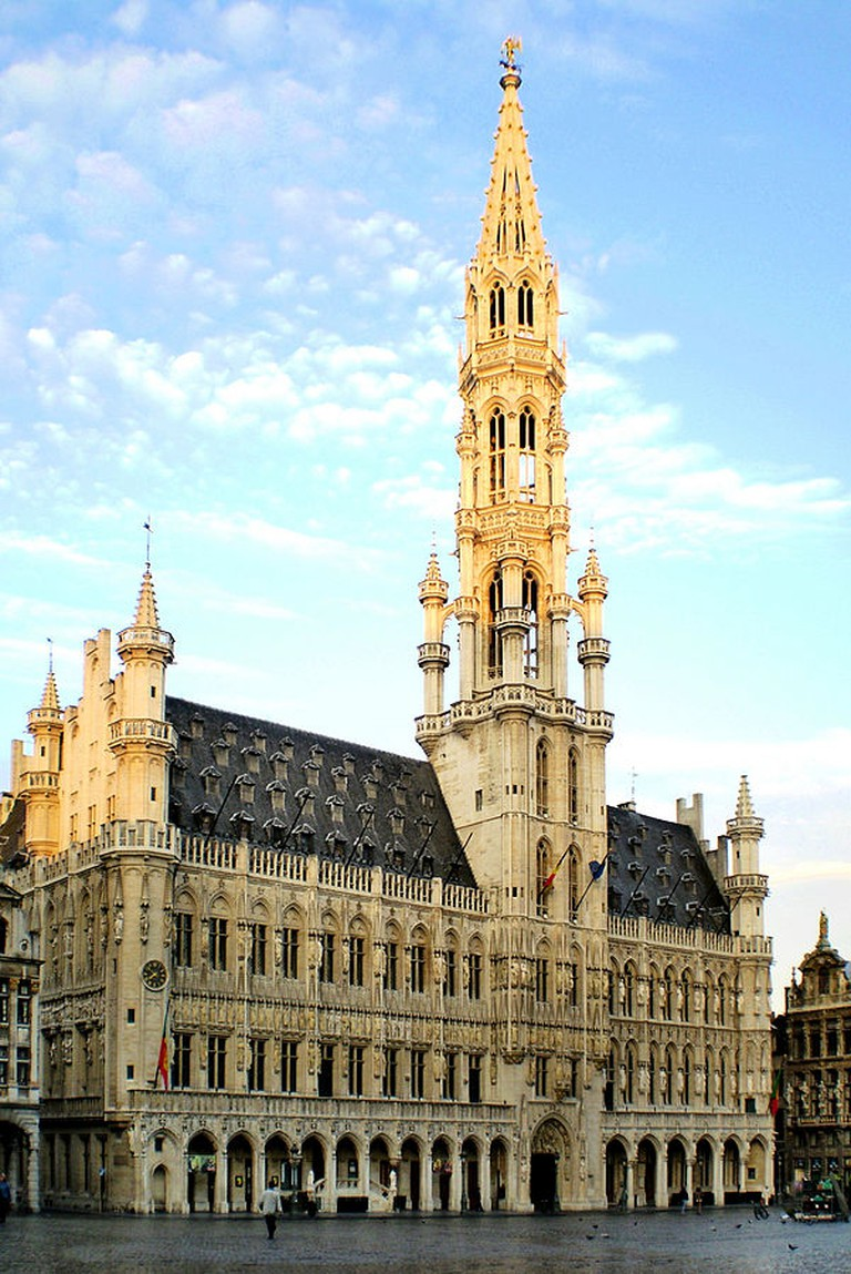 Brussels' City Hall | © Ben2/WikiCommons