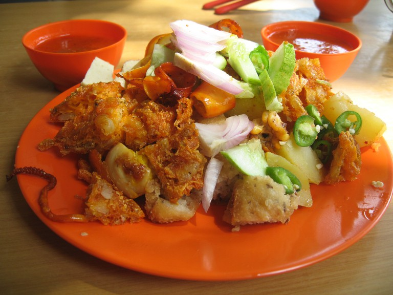 Indian rojak | © Terence Ong/WikiCommons