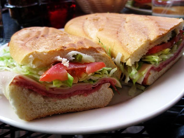 Italiano sandwich | © Cherrylet/WikiCommons