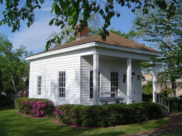 The Historic Pelletier House in Jacksonville | © Hammerattack/WikiCommons