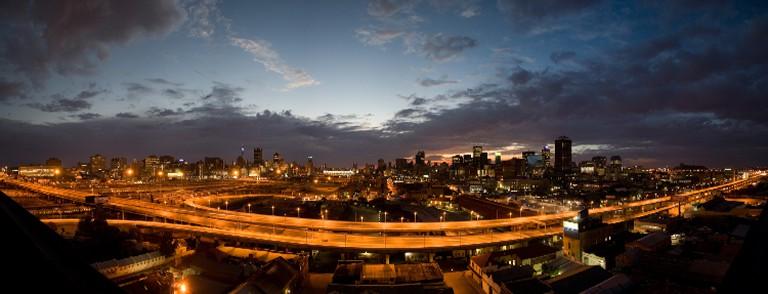 Johannesburg sunrise, City of Gold   © Dylan Harbour/WikiCommons