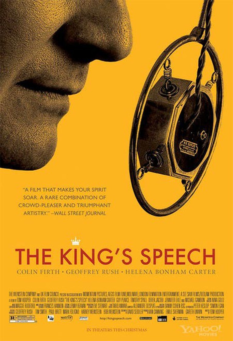 The King's Speech © Nick Jarvis / Flickr