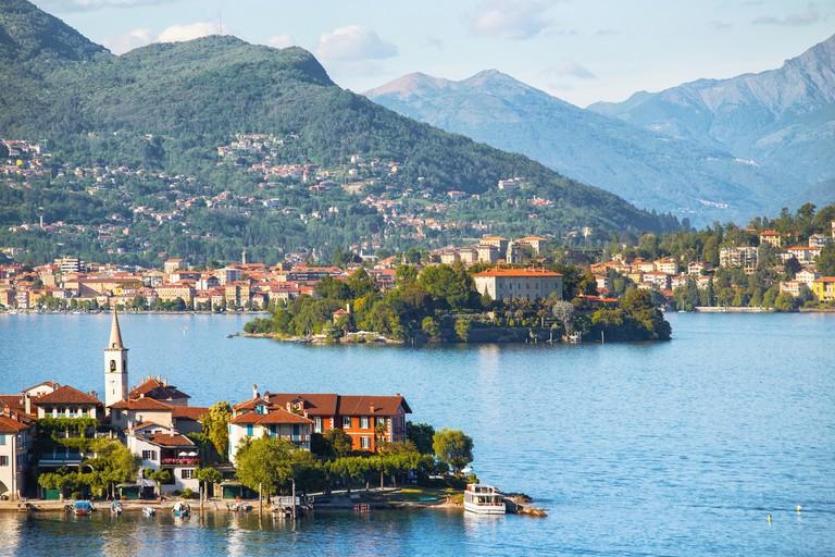 Lago Maggiore   © MOSTOVYE