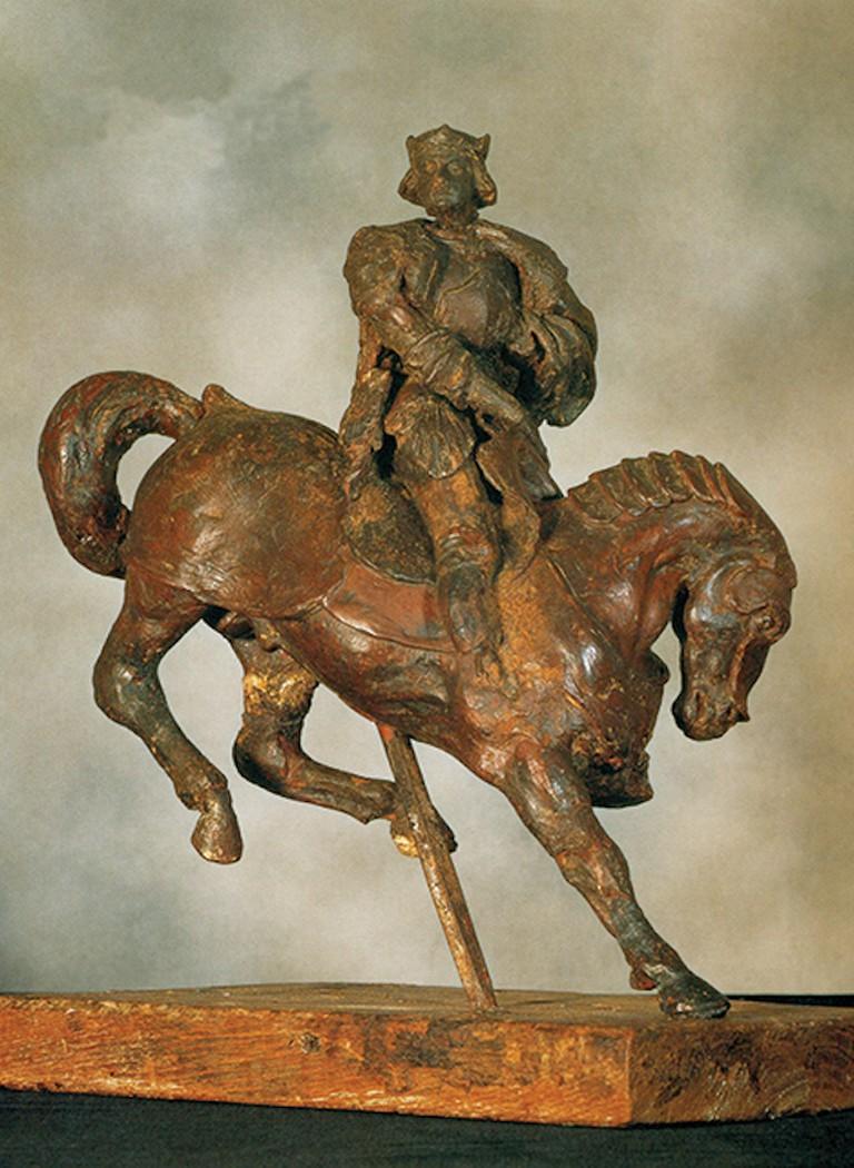 Leonardo da Vinci, Horse and Rider | © Jwpetty1951/WikiCommons