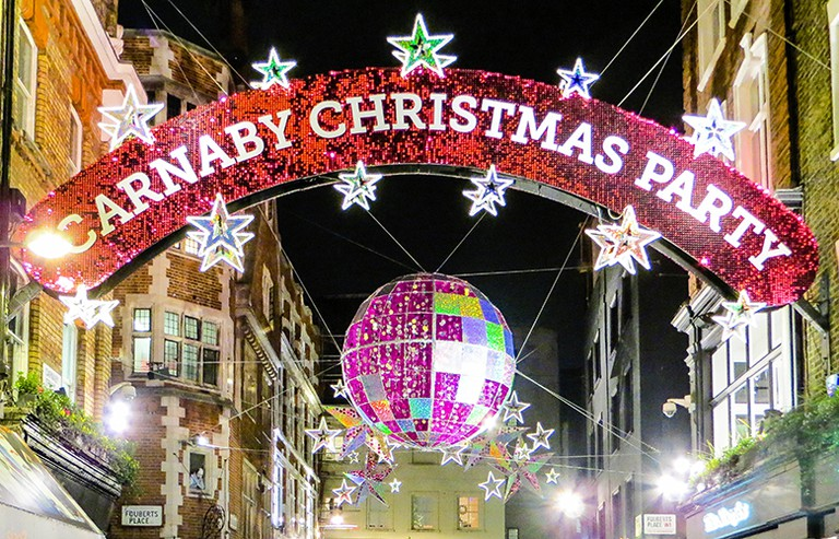 Carnaby Christmas | ©cdpm/Flickr