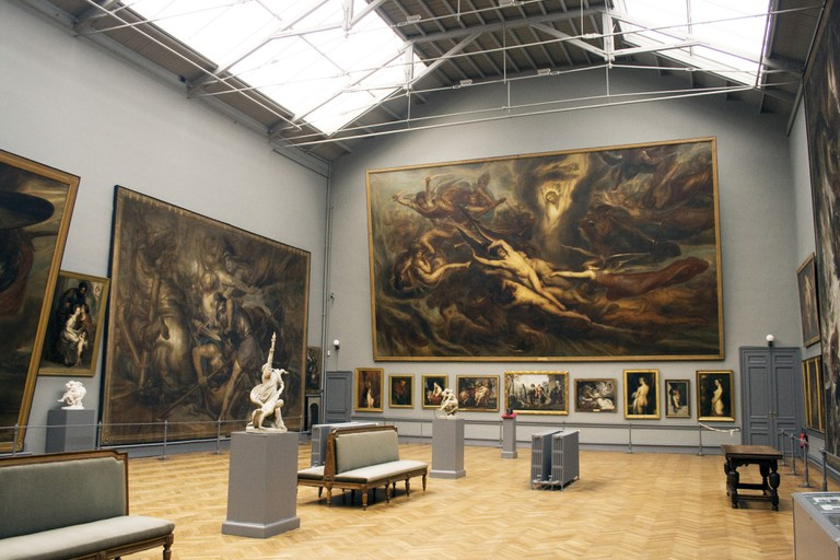The Main Hall of the Wiertz Museum | © Szilas/WikiCommons