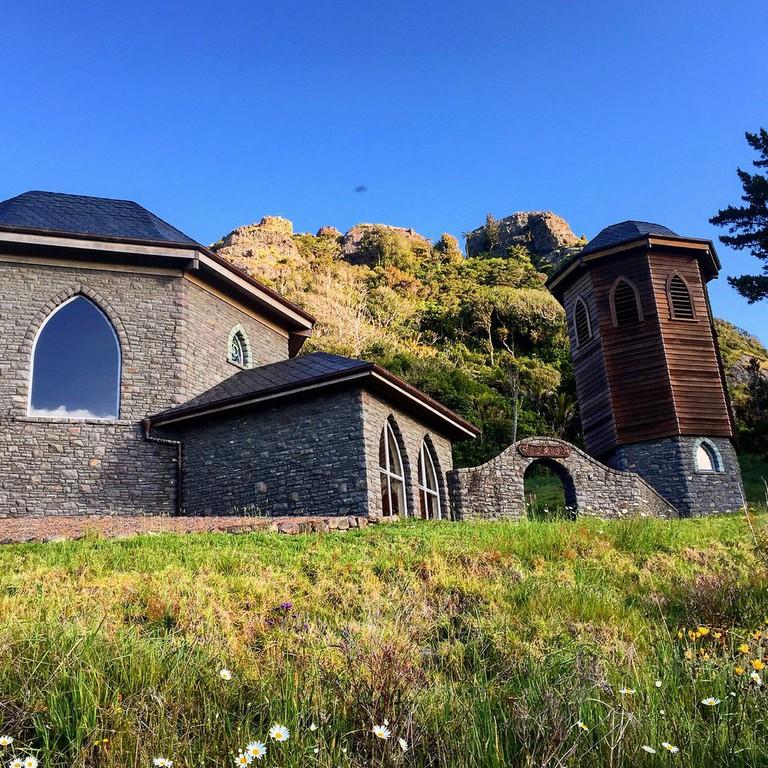 Mana Sanctuary in New Zealand