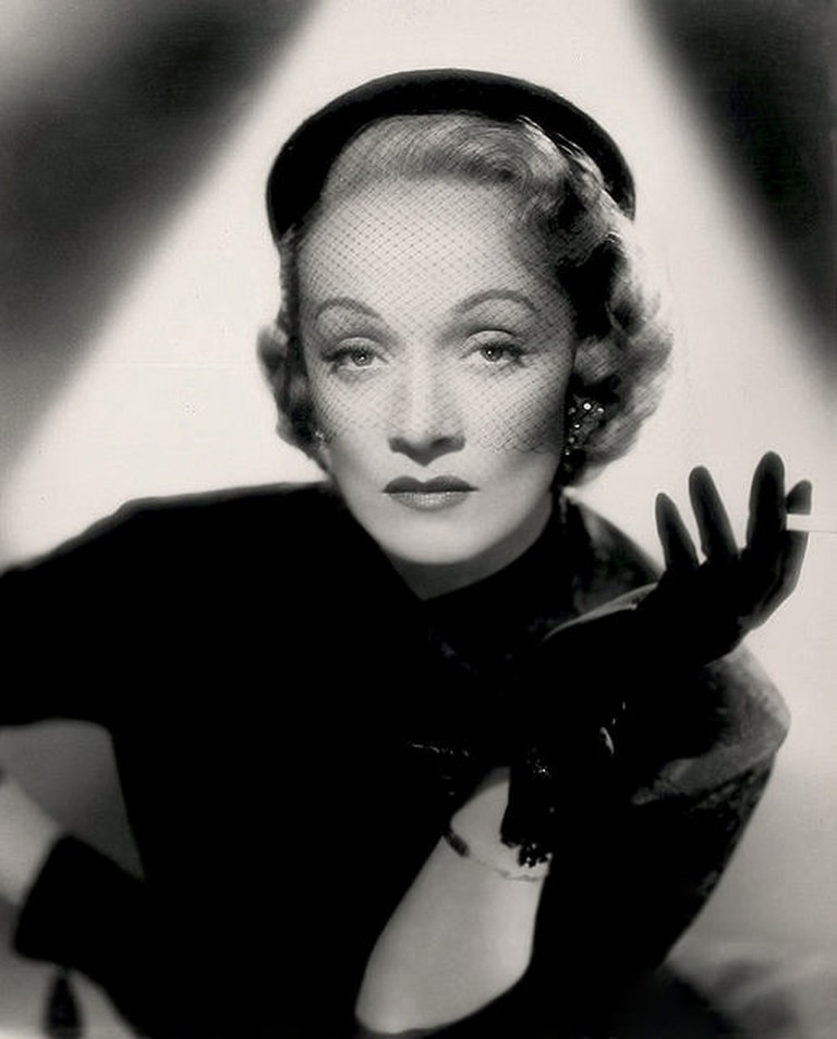 Marlene Dietrich | Ŧhe ₵oincidental Ðandy/Flickr