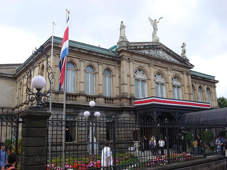 National Theater | © Tillor87/WikiCommons