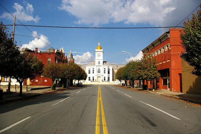 Pine Bluff | © Roland Klose/WikiCommons