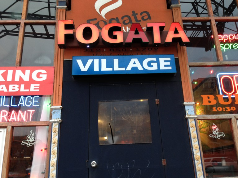 Outside of Fogata Village l © Alyssa Reyes