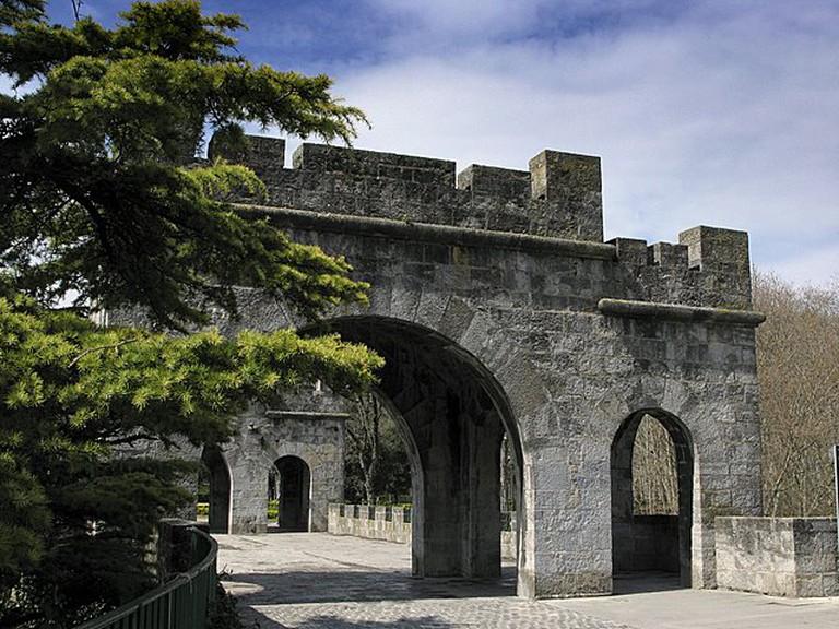 Pamplona City Walls   © Baltasar García/Flickr