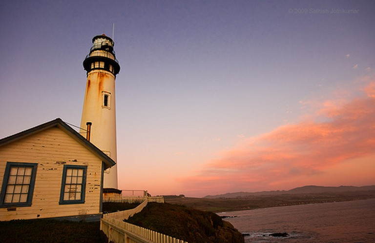Pigeon Point Light House © Sathis J/Flickr