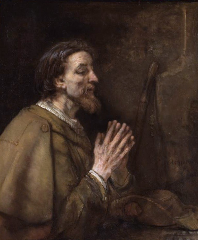 Rembrandt, St. James the Greater, 1661 | © Rembrandt/WikiCommons